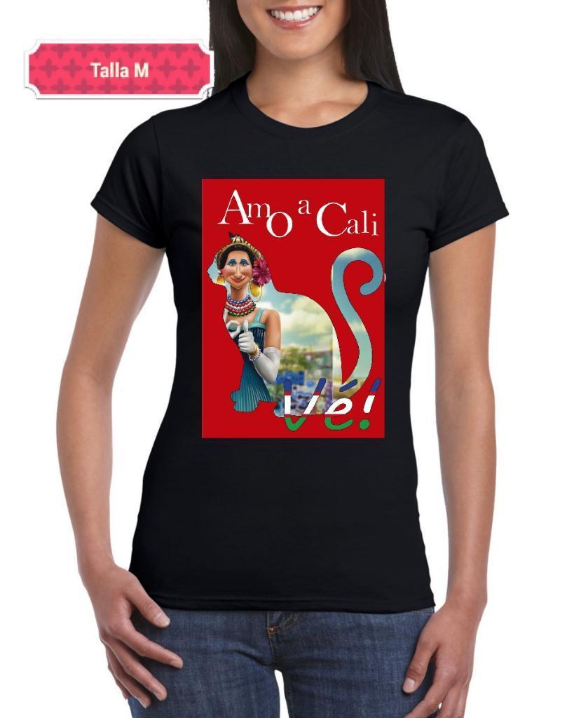 Camisetas Amo a Cali