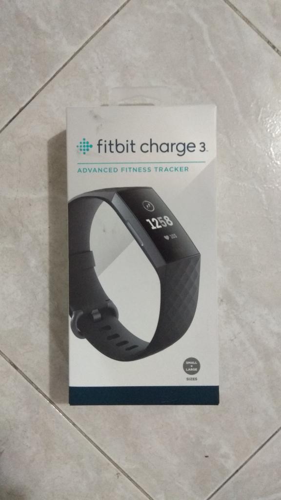 Fitbit Charge 3 Una Semana de Uso
