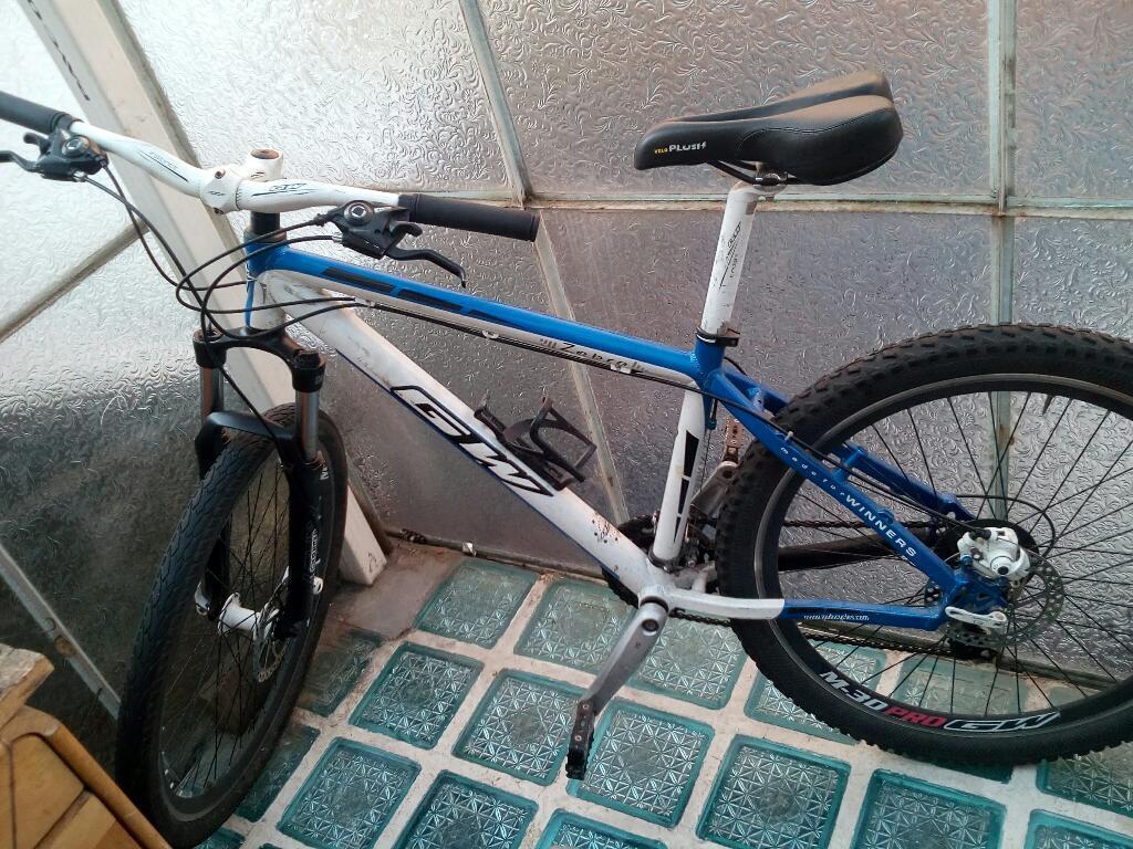 Bicicleta Gw Zebra en Aluminio