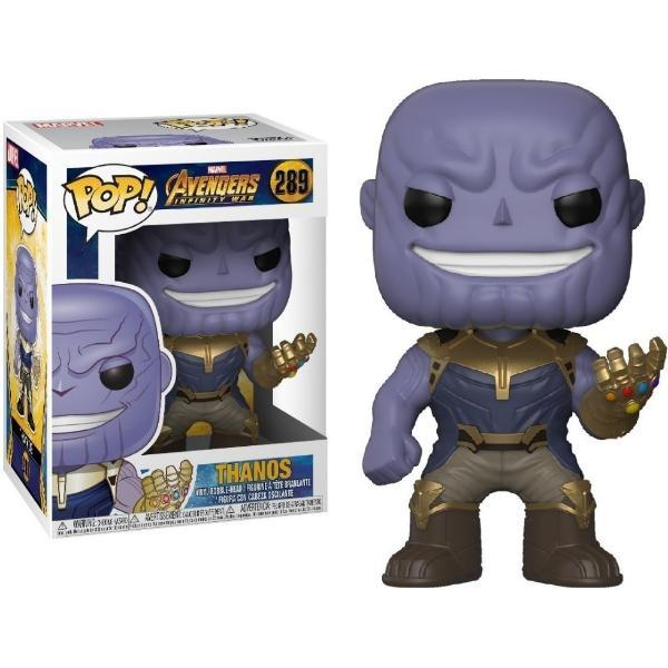 Funko Pop Thanos 289 Marvel Avengers Infinity War