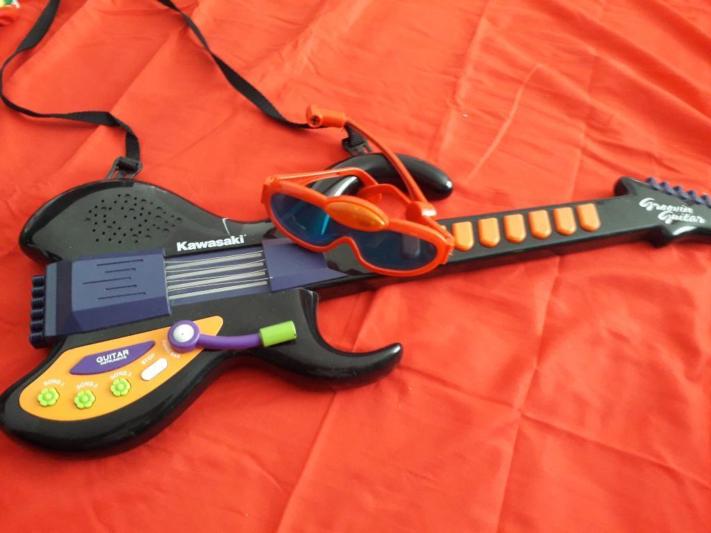 Guitarra Eletrica.para Niñoas