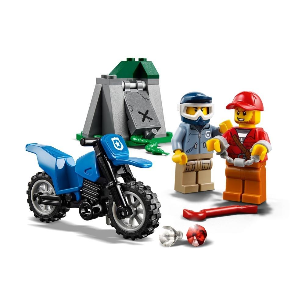 Lego City Set Persecución En Carretera Original Visitanos