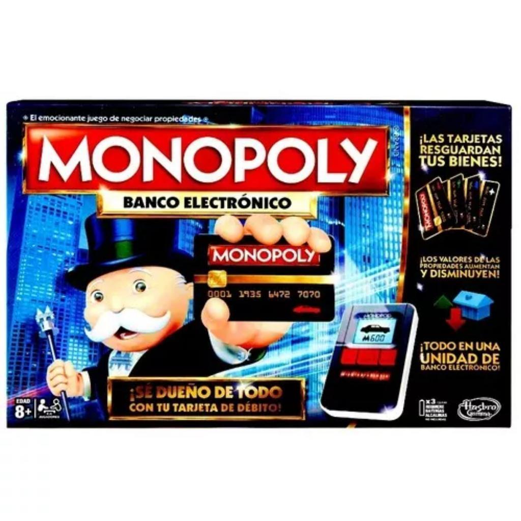 Monopoly Electrónico en 70 Nuevo en Cali