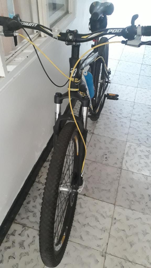 Vendo Bicicleta Todo Terreno Como Nueva