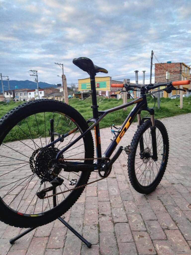 Bicicleta GT Zaskar Sport 1x10 Vel.