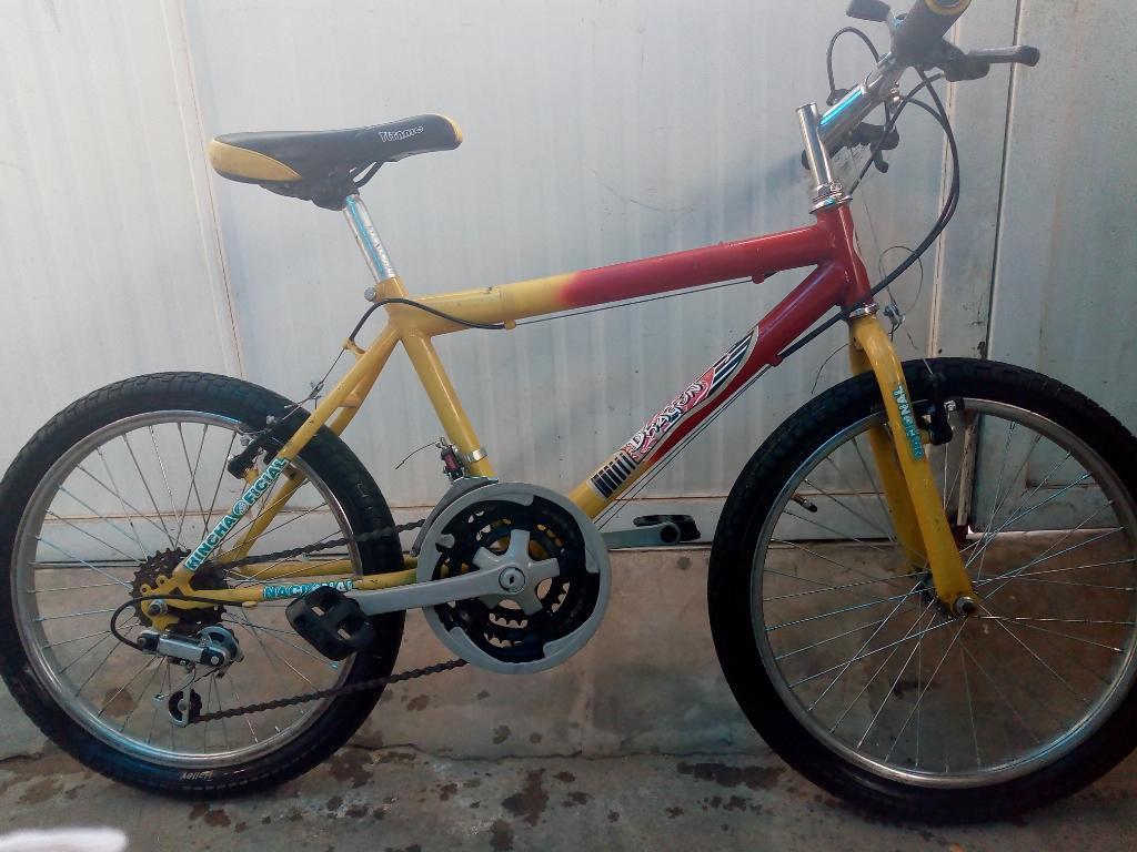 Bicicleta Marca Dragon Como Nueva