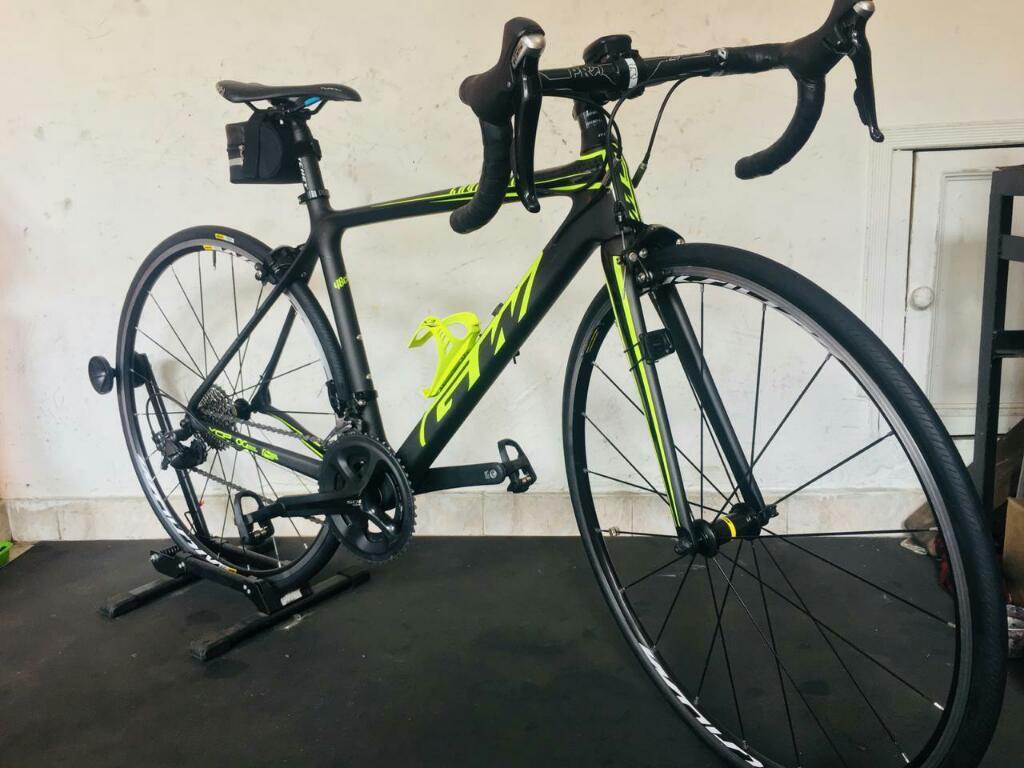 Bicicleta de Ruta Gw en Carbono
