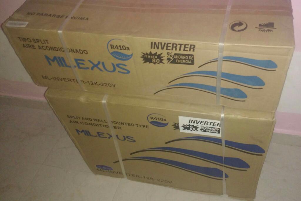 Aire Inverter 12k 220 V