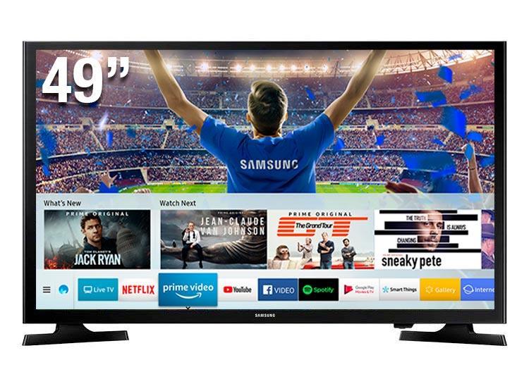 49 samsung smart tv full hd modelo