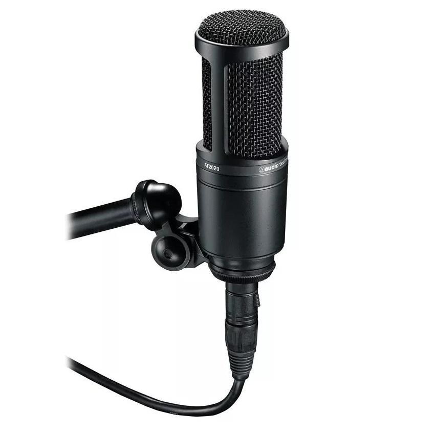 Audiotechnica At, Micrófono De Condensador Cardioide