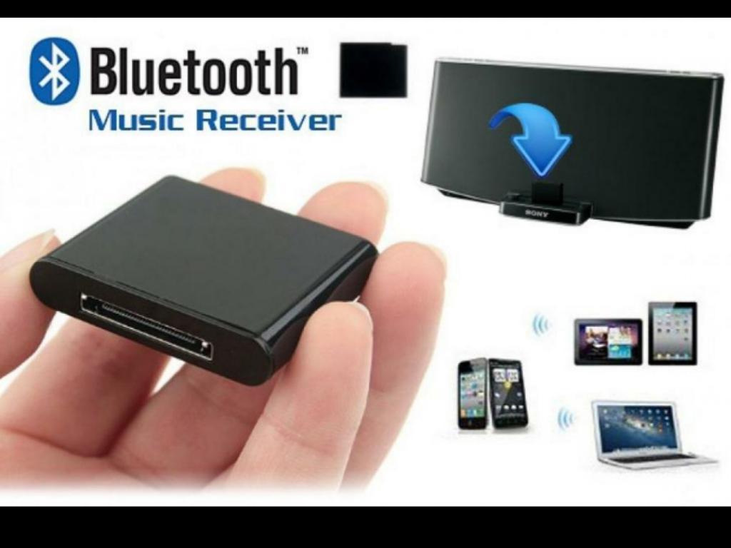 Bluetooth para Bose Sounddock Serie 13