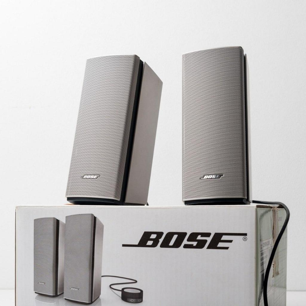 Bose Companion 20 Sistema De Altavoces Adaptador Bluetooth