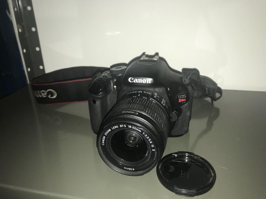 Camara Canon T3!