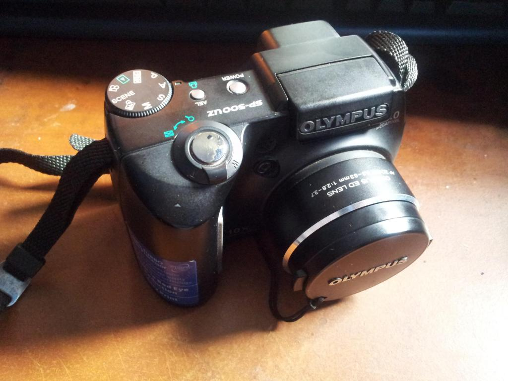 Camara olympus sp500 digital