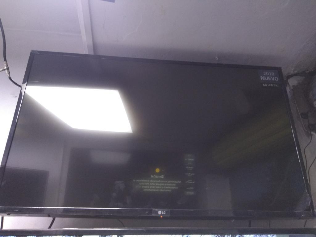 Outlet Smart Tv 43 Lg  Si Tdt.