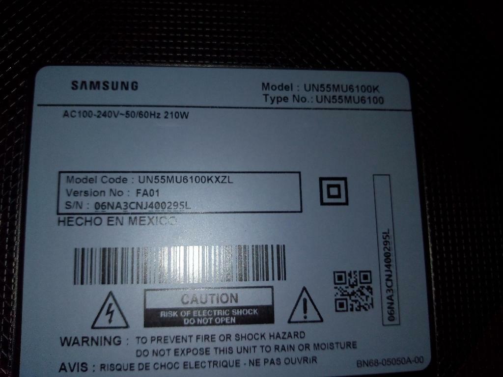 Outlet Televisores Samsung Smart Tv