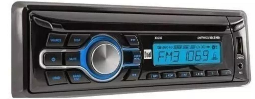 Radio para Carro Usb Sd Lector Cd Aux Fm