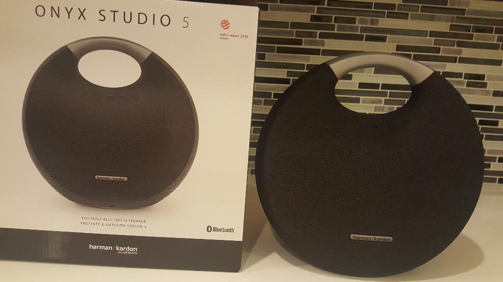 Studio Onyx 5 Harman/kardon