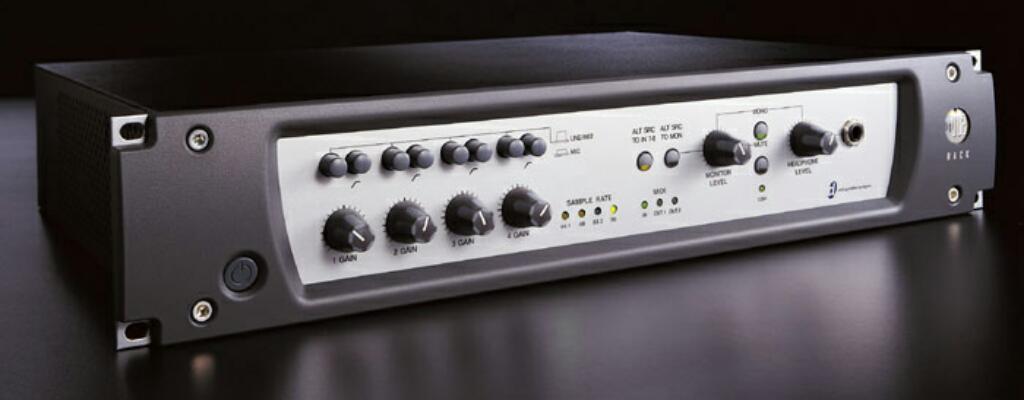 Tarjeta de Sonido Digi 002 Rack Firewire