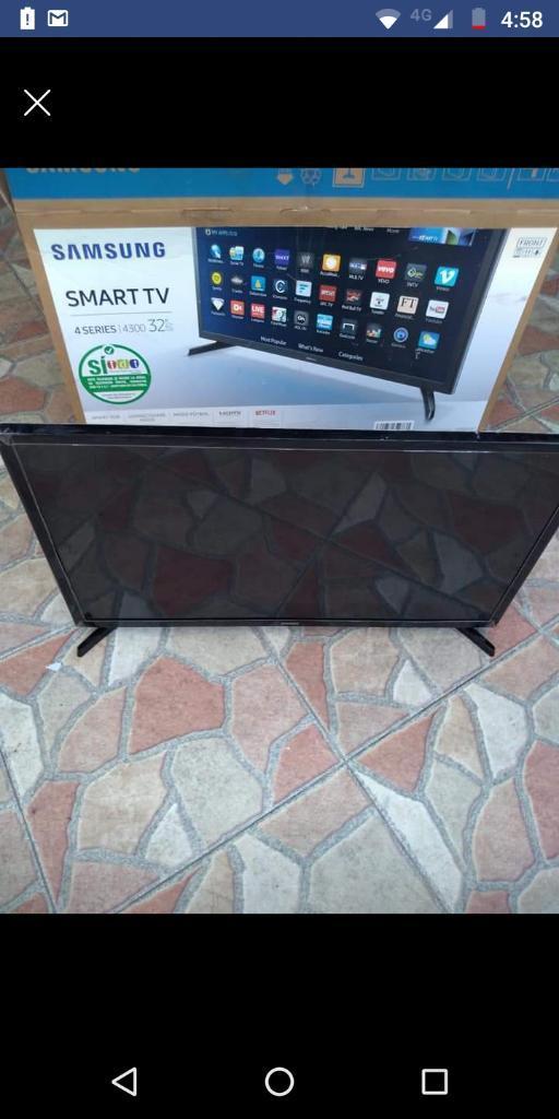 Televisor Samsung Smart Wifi 32 Pulgadas