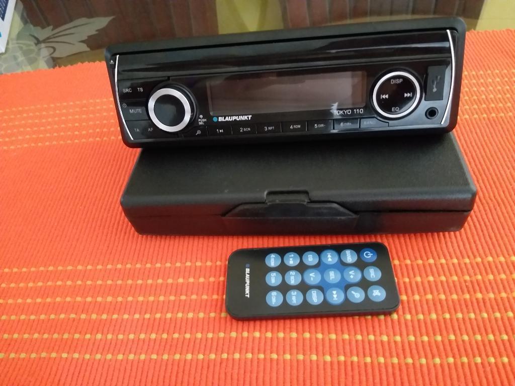 Vendo Radio Blaupunkt Como Nuevo Negocia
