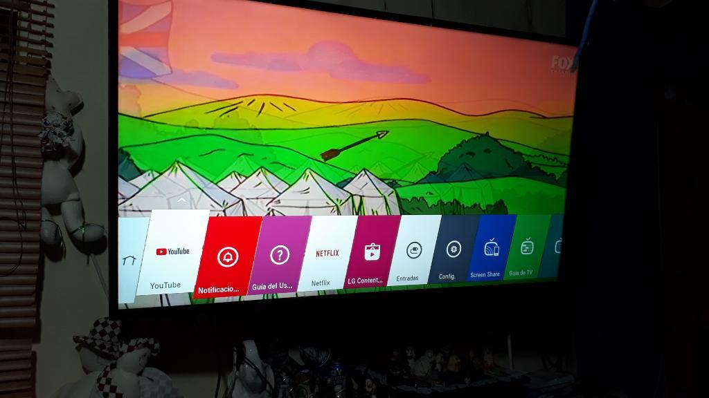 Vendo Televisor Lg Smart Tv de 49 Pulgds