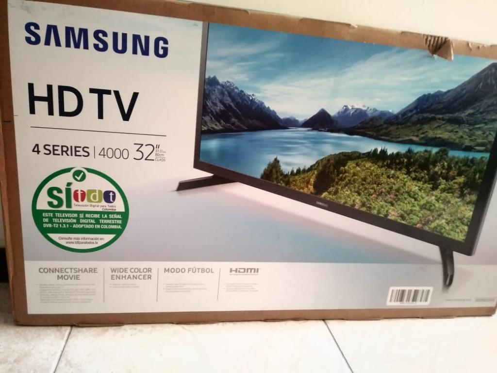 Vendo Tv Samsung 32
