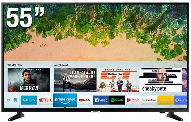 samsung 55 uhd 4k smart tv modelo