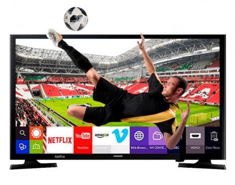televisor 43 pulgadas full hd smart tv samsung MODELO