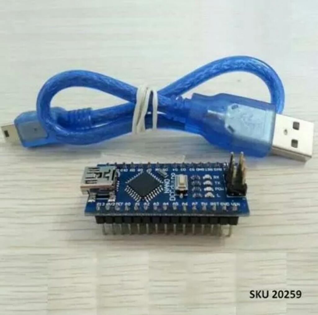 Arduino Nano 3.0 Atmel Atmega328