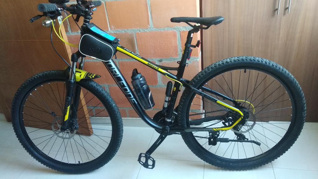 Bicicleta Corleone Rin 29