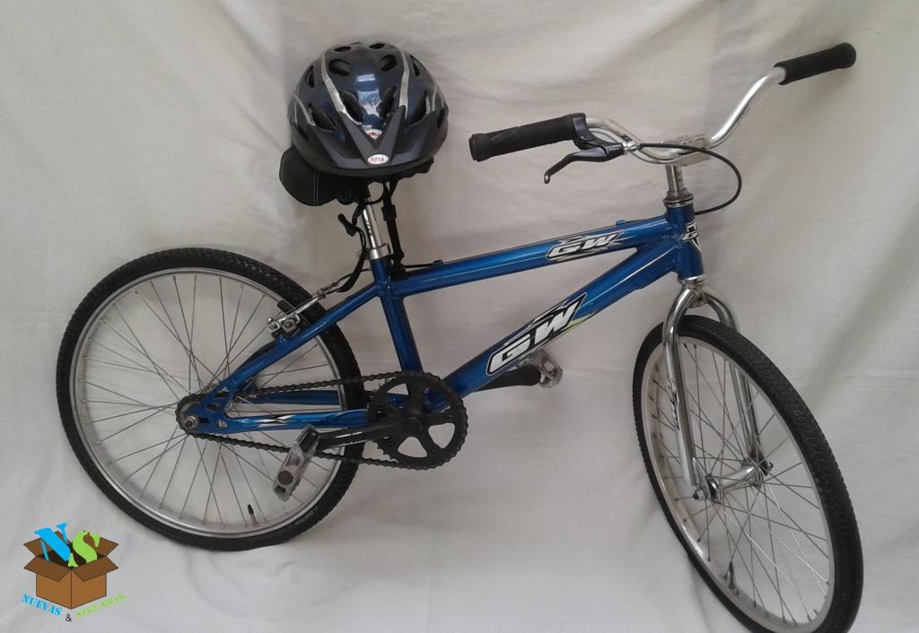 Bicicleta cross marco aluminio