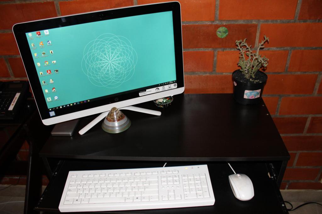 Espectacular computador HP Todo en Uno Pantalla Táctil
