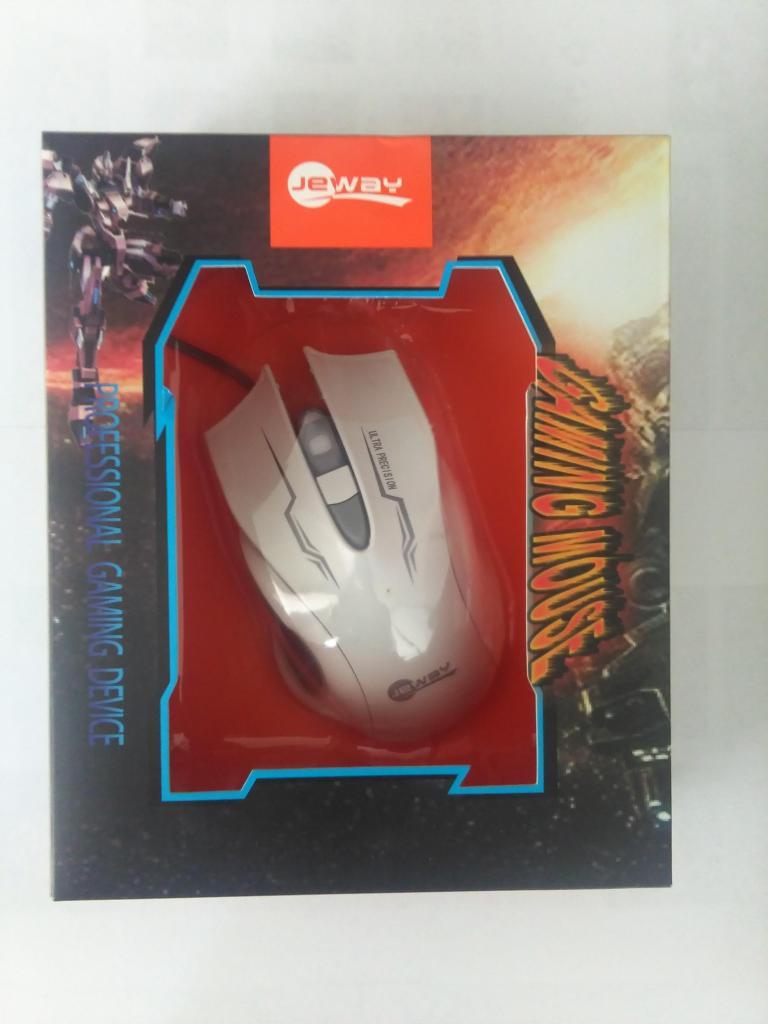 Mouse Gamer Jeway Jm