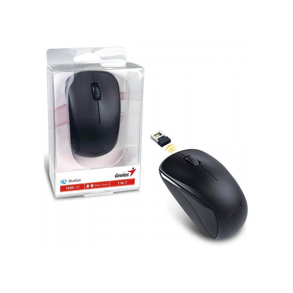 Mouse Inalambrico NX Blanco y Negro Nuevos Visitanos En