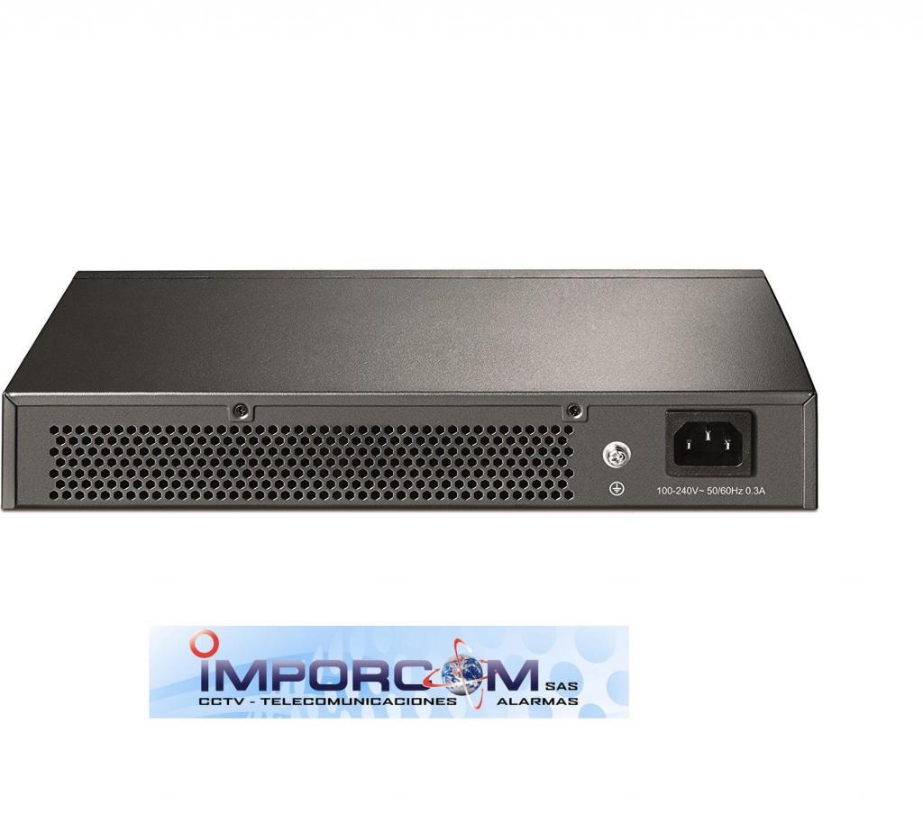 SWITCH Conmutador de red Gigabit Ethernet 8 puertos TPLiNK