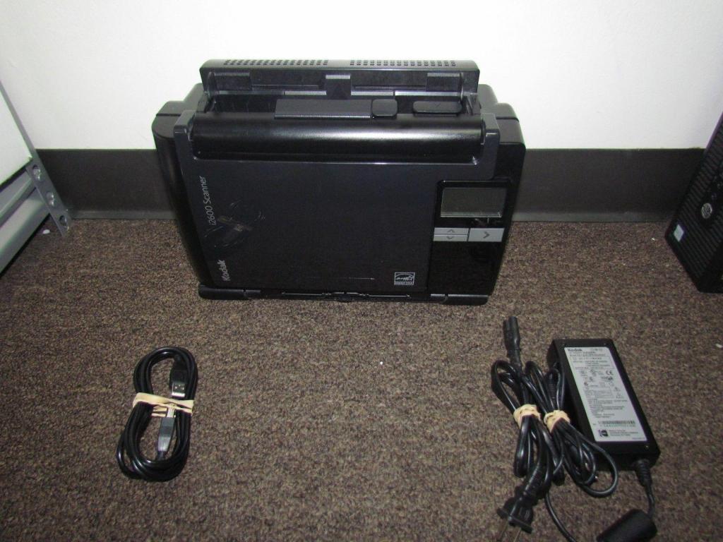 Scanner Kodak I Usado Escaner Garantia Tres Meses