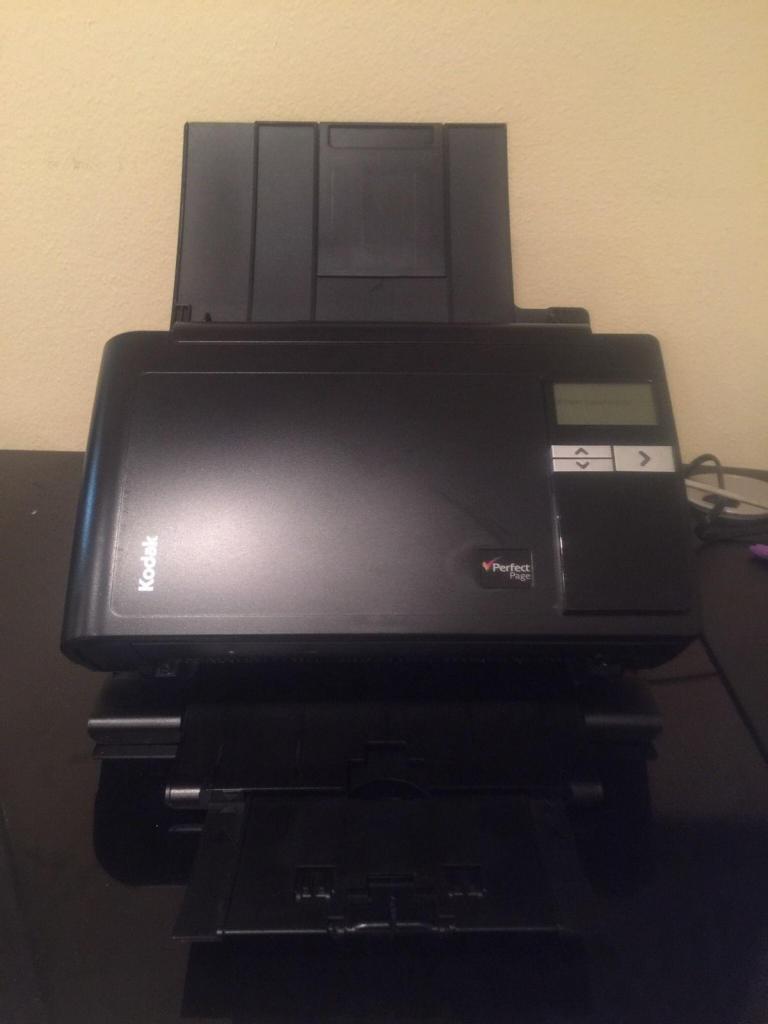 Scanner Kodak i Usado garantía 3 meses Escaner Kodak