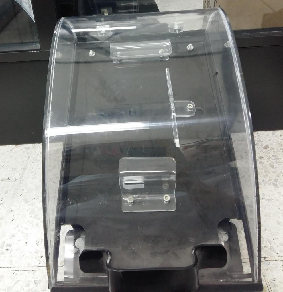 Soporte acrilico para datafono VX520 o VX670