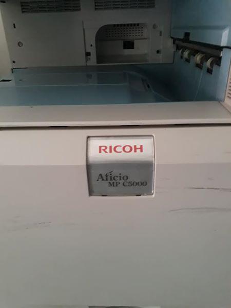 para Repuesto Fotocopiadora multifuncional mpc