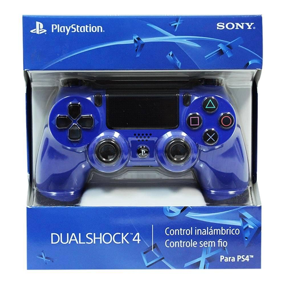 CONTROL SONY PS4 INALAMBRICO