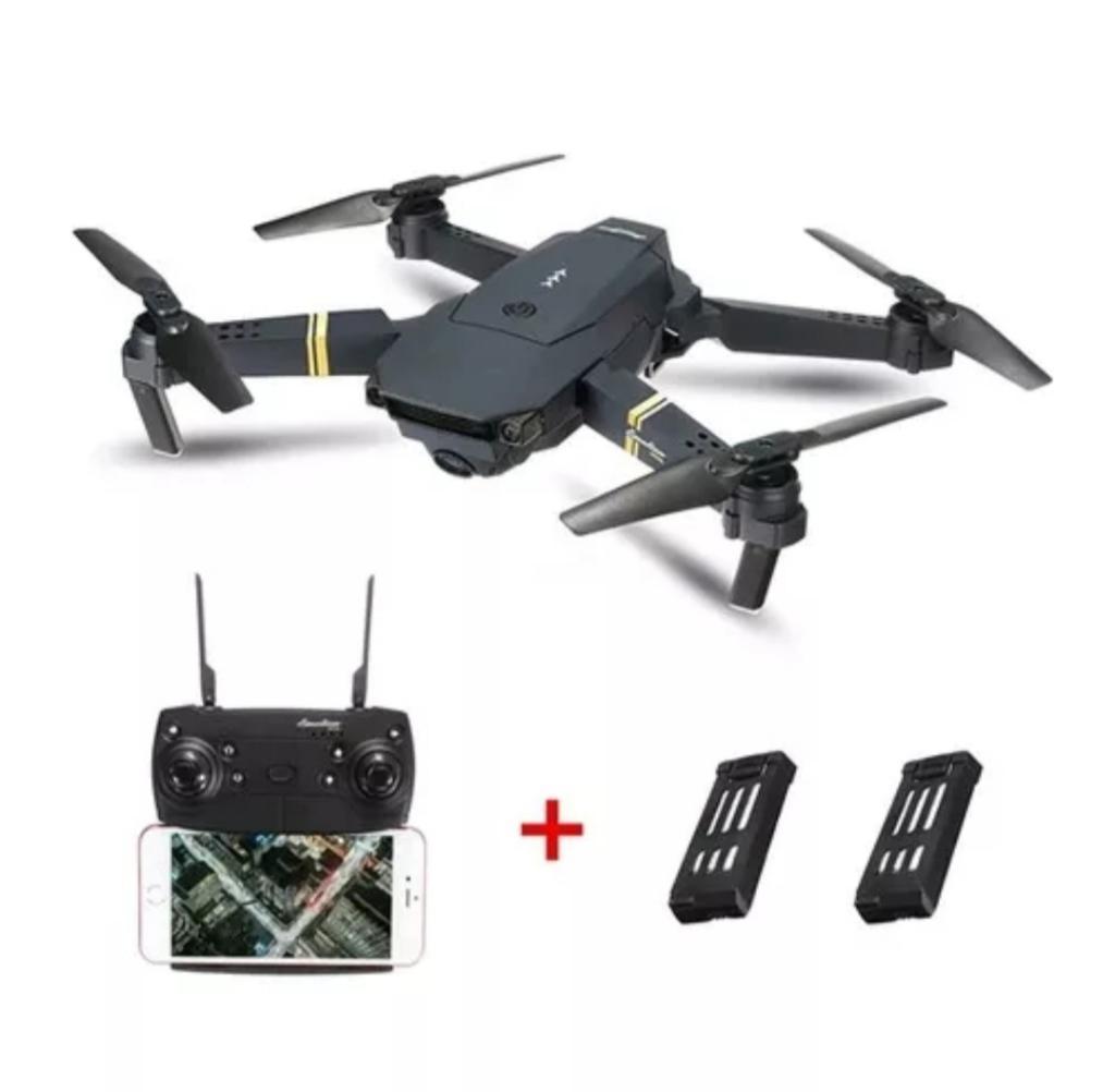 Drone con Camara 720p Y 2 Baterias