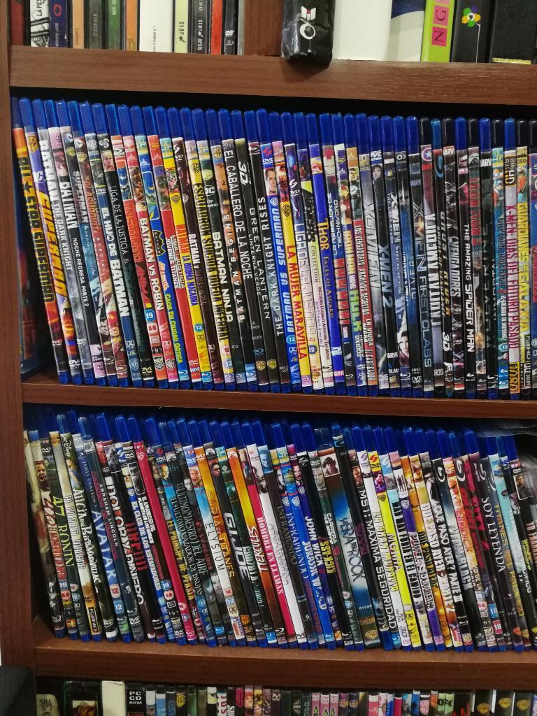 Películas de Blu Ray Baratas