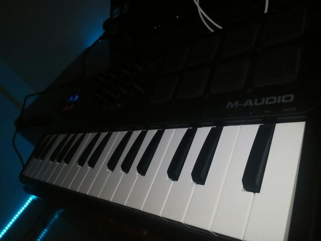 Vendo O Cambio Piano Midi Mas Ableton