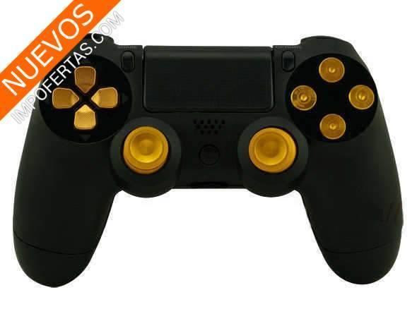 Cruceta en aluminio para control de PS4 color y durabilidad