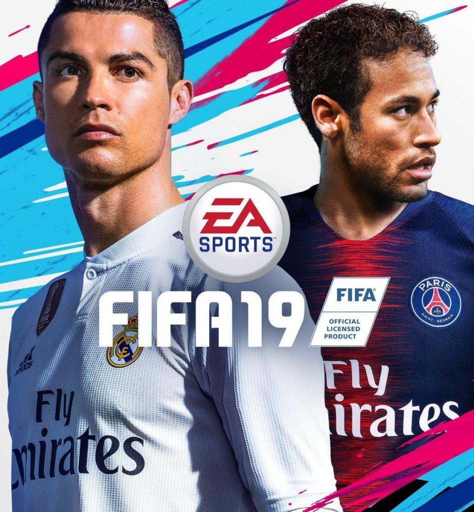 PES 19 o FIFA 19 CON CONTROLES PARA COMPUTADOR PC NUEVOS
