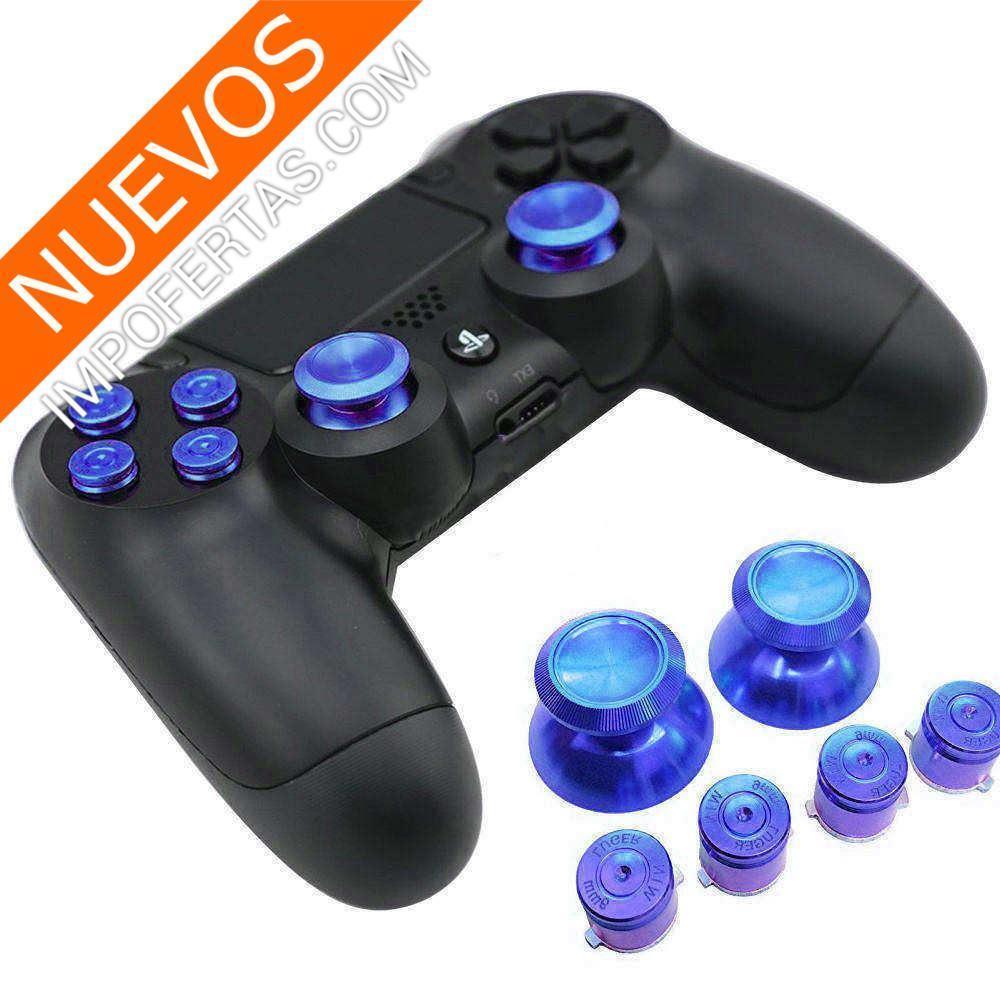Palancas fabricadas en aluminio para control de PS4, PS3,