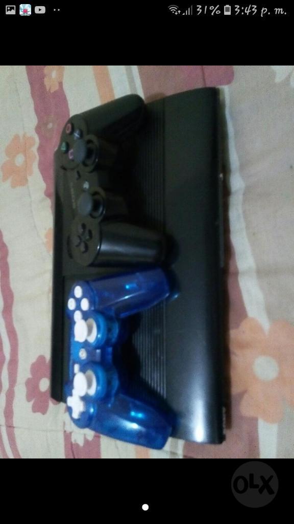 Vendo O Cambio Play 3 Super Slim
