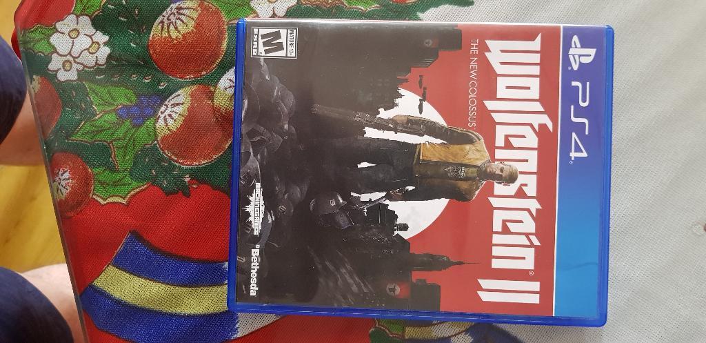 Wolfenstein 1,2 Y 3