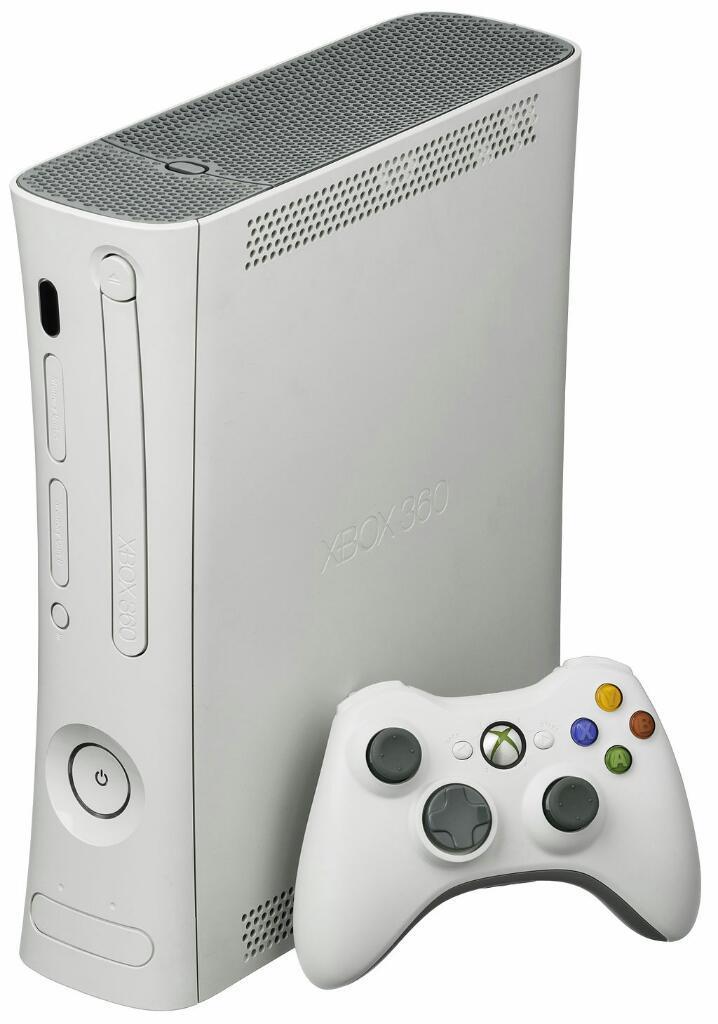 Xbox 360 Arcade, Placa Jasper, Juegos.